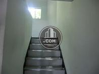 幅1メートル程の内階段