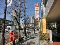 正面玄関前、泉岳寺方面