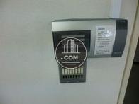 機械警備の操作盤です