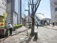 新横浜駅方面