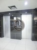 2基配列されたエレベーター