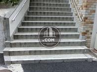 広めの階段