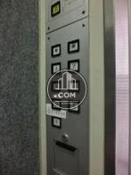 エレベーター内のボタンです