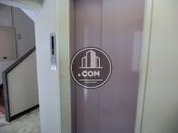 専用エレベーターです。