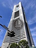 横浜ランドマークタワーの外観写真