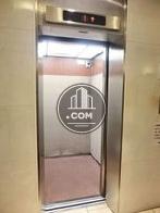 防犯カメラを備えたエレベーター