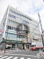 トーシン信濃町駅前ビル/オフィスコオフィス信濃町の外観写真