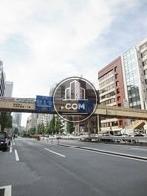 東銀座駅方面へ連絡します