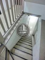 コンパクトな空間の階段回り
