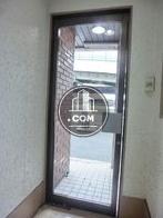片面開きタイプの扉