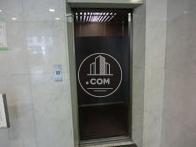 13人乗りと大きめのエレベーターです