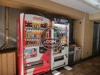 自動販売機の設置もございます