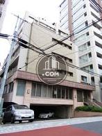 日本歯科商連ビル 外観写真