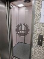 9人乗りのエレベーターでございます