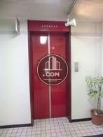 9人乗りエレベーターが一基
