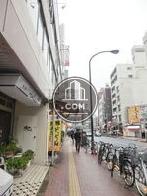 高田馬場駅方面