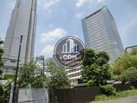 物件から都庁や新宿の高層ビルが見えます