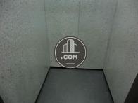 清潔なエレベーター