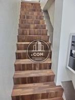木目調の素敵な階段エリア