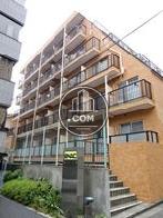 ライオンズマンション西新宿第5 外観写真