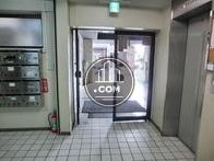 エレベーター前からの写真
