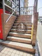 階段前の様子