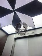 風車をモチーフにした天井照明