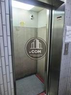 エレベーター内に防犯カメラが装備されています