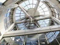 円形の天井