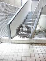 外階段があります