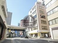 東銀座駅方面へ向かう通りです