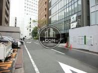 前面道路(渋谷駅・クロスタワー方面)