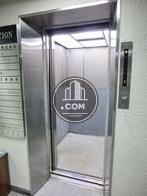 エレベーターの開いた状態
