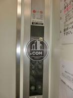 エレベーター内から撮影