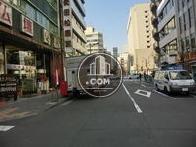 前面通りの先は昭和通り