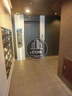 とても清潔なエレベーターエントランス