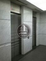 2基のエレベーターで待つこと少なくスムーズ