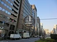 昭和通りは交通量が多いです