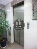 すっきりとしたエレベーターです