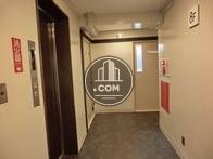 廊下部分も改修され綺麗になっております