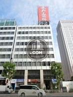 虎ノ門実業会館本館外観写真