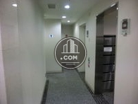 1階共用部のトイレです