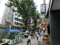 わくわくする渋谷の街並み