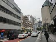 神谷町駅方面