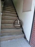 入り口にある階段です